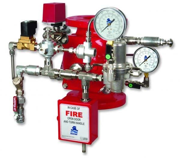 Bermad Fire Protection | Electric Pressure Control Deluge Valve | FP 400E-2M