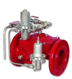 Bermad Fire Protection | Deluge Valve | FP 400E-4D