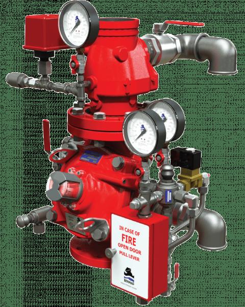 Dry-Pipe Control Valve | FP 400Y-DP | FP 400Y - 7M