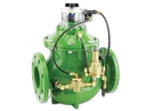 Pressure Sustaining Automatic Metering Valve (AMV) IR-930-D2-R