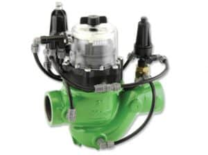 Flow Control and Pressure Reducing Automatic Metering Valve (AMV) | IR-972-DO-KV-330x245