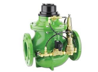 Flow Control and Pressure Reducing Hydrometer IR-972-M0-55-RV