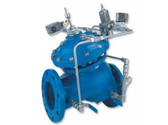 Booster Pump Control and Pressure Sustaining Valve | IR-WW-743