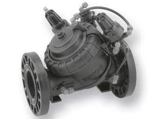 Flow Control and Pressure Reducing Valve IR-172-50-bD