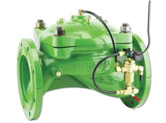 Solenoid Controlled Valve IR-410-X
