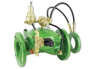Flow Control and Pressure Reducing Valve IR-472-55-bRU