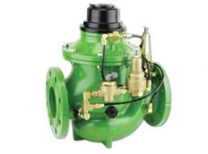 Flow Control and Pressure Reducing Hydrometer IR-972-MO-50-RV