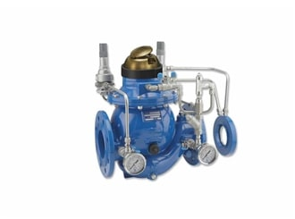 Flow Control and Pressure Reducing Hydrometer | Model- 972-MV