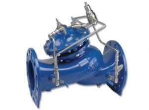 PressurePressure Reducing Valve | Reducing Valve | Model 720-20Model 720-20