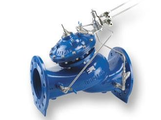 Differential Pressure Sustaining Valve   Model 736