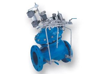 Pump Circulation and Pressure Sustaining Control Valve | Model 748