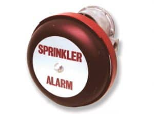 Water Motor Alarm