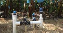 GuangXi Banana Drip Irrigation Project