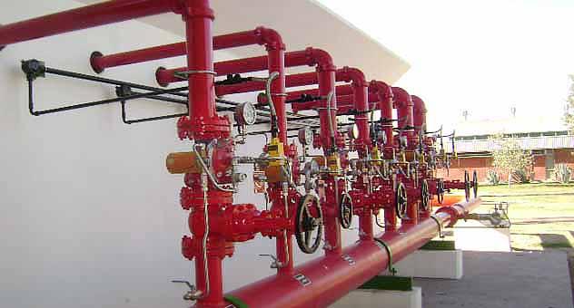 YPF Luján de Cuyo refinery