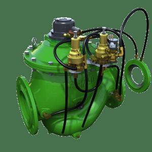 Flow Control Pressure Reducing and Sustaining Hydrometer IR-972-55-RUX