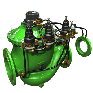 Flow Control Pressure Reducing and Sustaining Hydrometer | IR-975-55-RUX