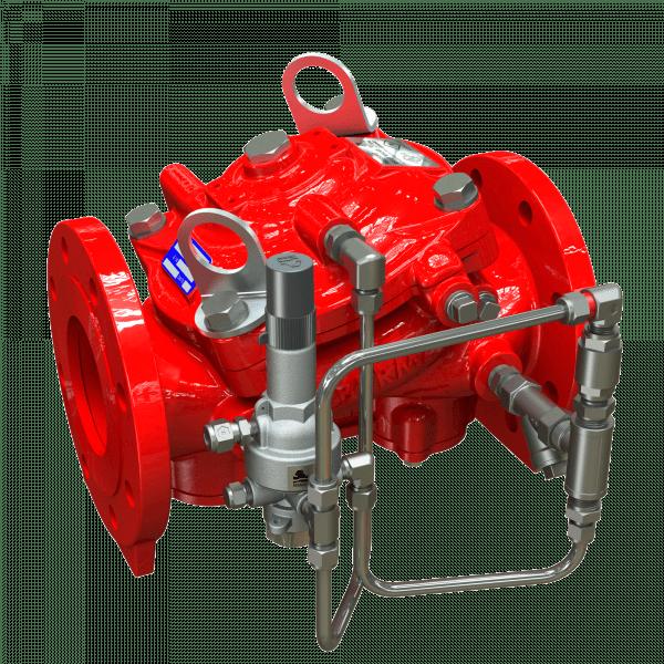 Pressure Differential Sustaining Control Valve (PDSCV) | FP 43T-06
