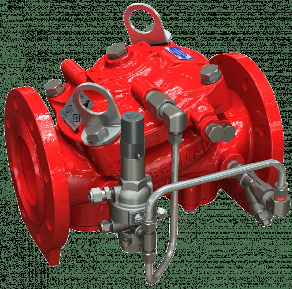 Pressure Differential Reducing Control Valve (PDRCV) | FP 42T-06