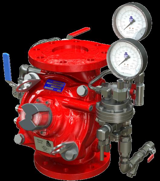 Dry-Pipe Control Valve | FP 400Y-DP
