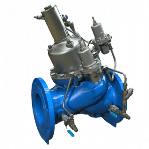 Model 823 Pressure Reducing and Sustaining Valve