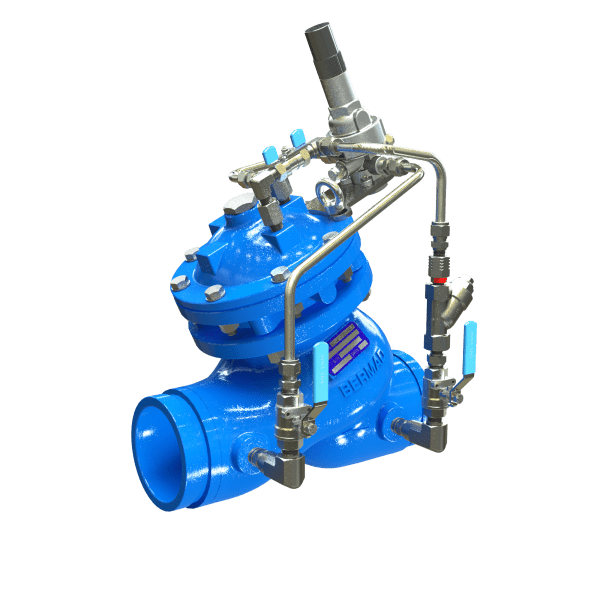 BC-720-P - Bermad Pressure Reducing Valve