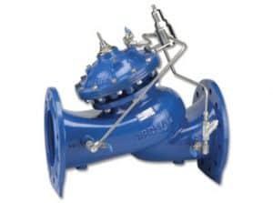Válvula de Alívio / Sustentadora de Pressão 730