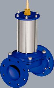Válvula de Alívio para Esgoto e Águas Residuais VA-111FD
