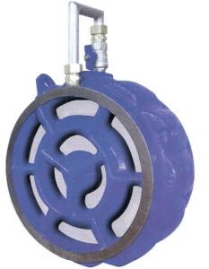 Válvula de Retenção Fechamento Rápido VA-407 e VA-408