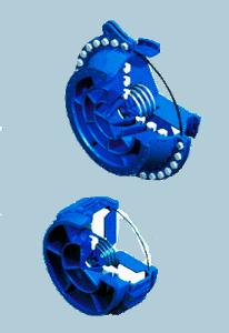 imagem das válvulas 407 e 408