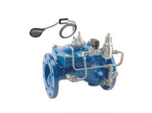 Level CoLevel Control and Pressure Sustaining Valve | ntrol and Pressure Sustaining Valve | WW-453-65-BPWW-453-65-BP