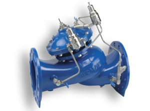 PressurePressure Sustaining and Reducing Valve   Sustaining and Reducing Valve   Model 723Model 723