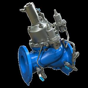Model 823 Pressure Reducing and Sustaining Valve